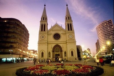 Catedral Metropolitana de Curitiba